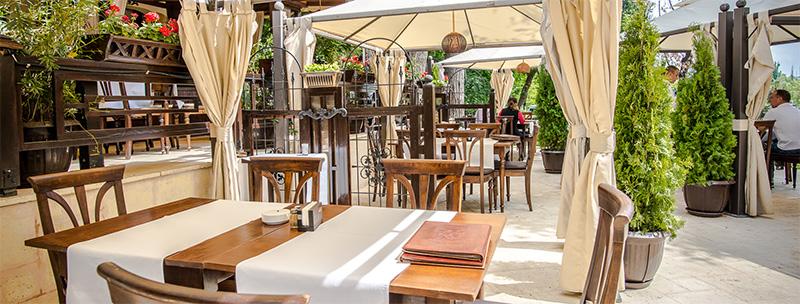 Terasa Restaurant Voievodal